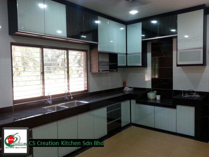 Kabinet dapur murah majalah mindaniaga for Kitchen cabinet murah 2016