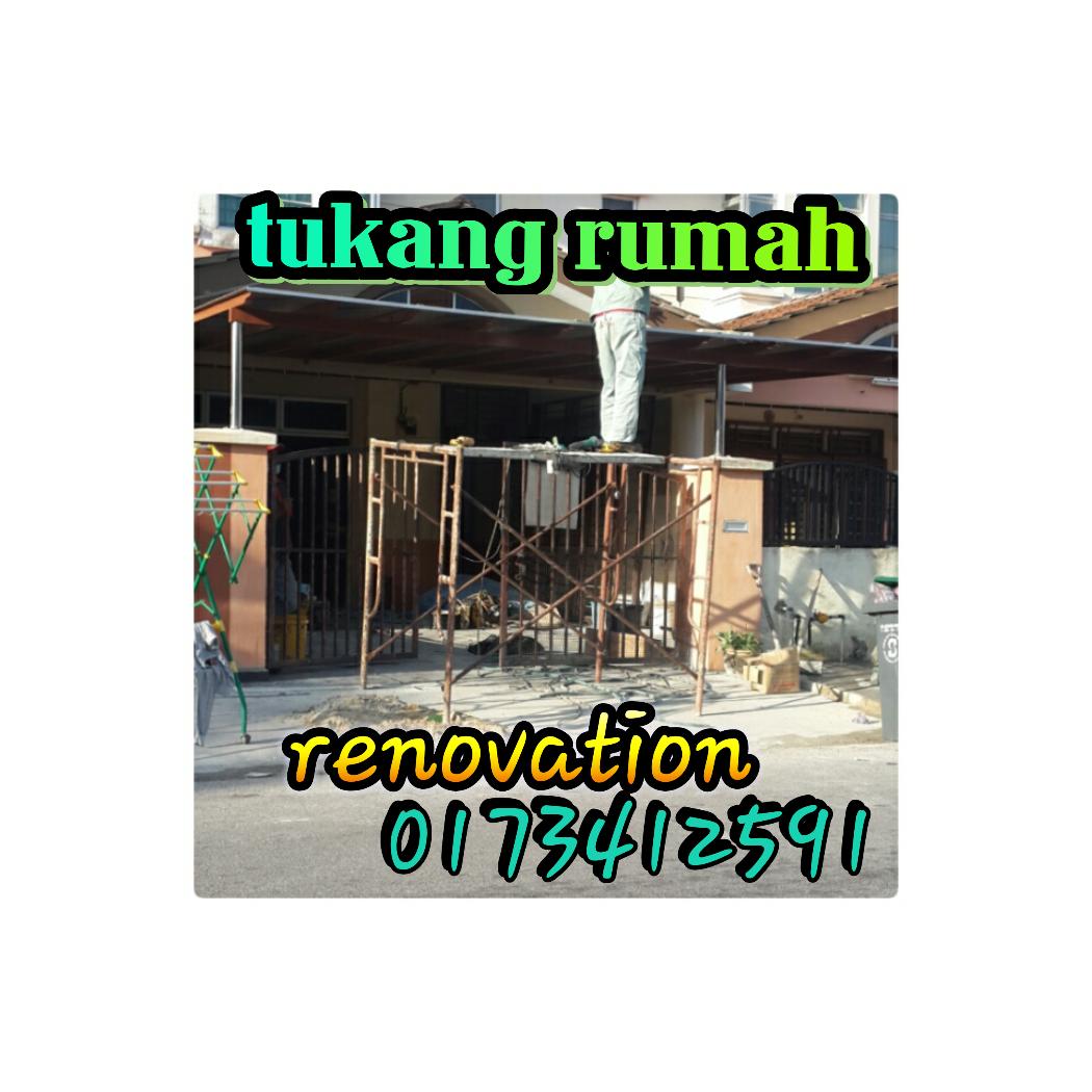 Tukang Rumah Kontraktor Rumah Cat Rumah Skudai Johor M Niaga